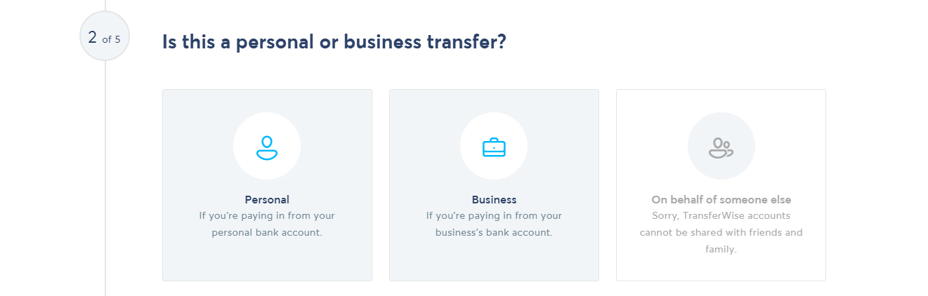 TransferWie - Personal/Business transfer