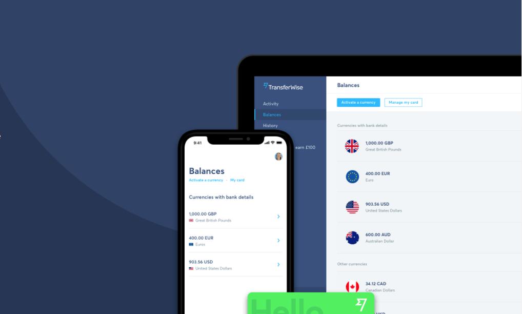 Jak funguje TransferWise?