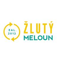 žlutý meloun logo
