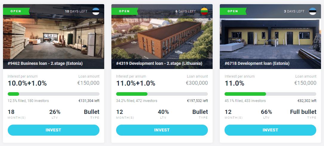 EstateGuru - tržiště úvěrů